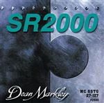 Dean Markley 2698 SR2000 Will Lee Bass Guitar Strings 6-String 27-127