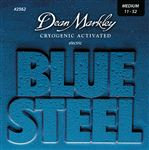 Dean Markley DM2556 Blue Steel Cryogenic Activated Guitar Strings