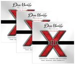 Dean Markley Helix X NPS 5-String Bass Guitar Strings