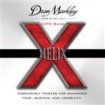 Dean Markley DM2611B Helix X NPS 5-String Bass Guitar Strings