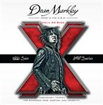 Dean Markley DM2620 Nikki Sixx Helix SS Bass Guitar Strings