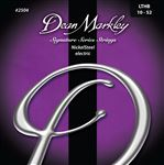 Dean Markley 2504 Nickel Steel Electric Guitar Strings LTHB 10-52