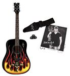 Dean Bret Michaels Signature The Player Acoustic Package