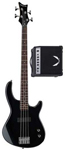 Dean EDGE 09 Electric Bass Guitar Package
