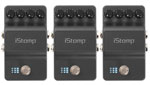 DigiTech iStomp Downloadable Guitar Effects Pedal 3 Pack