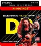 DR Strings DBG10 Hi Voltage Electric Guitar Strings