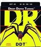 DR Strings DDT65 Drop Down Tuning Electric Bass Guitar Strings