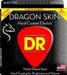DR Strings Dragon Skin K3 Coated Electric Guitar Strings