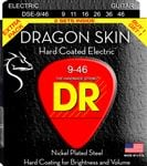 DR Strings DSE946 Dragon Skin K3 Coated Electric Guitar Strings 9-46