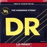 DR Strings MH545 Lo-Rider 5-String Electric Bass Guitar Strings 45-125