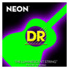 DR Strings NPA12 K3 NEON Pink Acoustic Guitar Strings 12-54