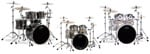 Drum Workshop DRPF5P Performance 5-Piece Shell Kit Drum Set