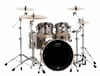 Drum Workshop Performance 5 Piece Shell Kit Drum Set Titanium Sparkle