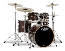 Pacific Concept Exotic 5 Piece Shell Kit Walnut