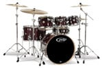 Pacific Drums Concept Maple 7 Piece Shell Kit Drum Set