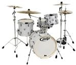 Pacific PDP New Yorker 4-Piece Shell Kit Drum Set