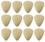 Dunlop 442P 50th Anniversary Gold Nylon Picks 12 Pack