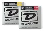 Dunlop DBSBN Super Bright Nickel Wound Bass Strings