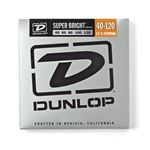 Dunlop DBSBN Super Bright Nickel Wound 5 String Bass Strings 40-120