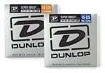 Dunlop DBSBN Super Bright Nickel Wound 5-String Bass Strings