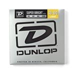 Dunlop DBSBS Super Bright Steel Bass Strings 40-100