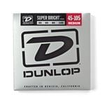 Dunlop DBSBS Super Bright Steel Bass Strings 45-105