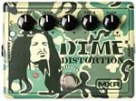MXR DD11 Dimebag Darrell Distortion Pedal