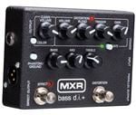 MXR M80 Bass DI Plus Direct Box Preamp Pedal with Distortion