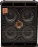 Eden D410XLT Bass Guitar Amplifier Cabinet 4x10 Inch 700 Watts 8 Ohms