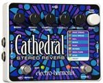 Electro-Harmonix Cathedral Deluxe Reverb Guitar Pedal