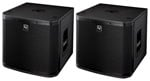 "Electro-Voice ZXA1SUB 12"" Compact Powered Subwoofer Pair"