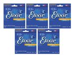 Elixir 12052 NanoWeb Electric Guitar Strings