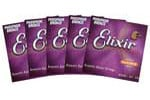 Elixir Phosphor Bronze NanoWeb Acoustic Guitar Strings