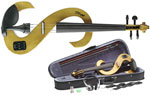 Stagg EVN 4/4 Electric Violin Package with Case