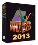 PG Music Band In A Box 2013 Pro Software for MAC
