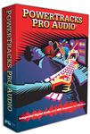 PG Music PowerTracks Pro Audio Software 2014
