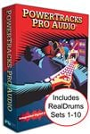 PG Music PowerTracks Pro Audio PowerPAK 2014