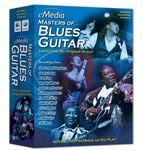 eMedia Masters of Blues Guitar Software