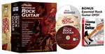 EMedia Rock Guitar Collection 2 Volume Set and DVD