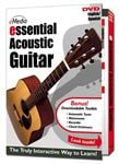 eMedia Essential Acoustic Guitar DVD