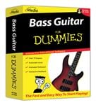 eMedia Bass Guitar For Dummies Software
