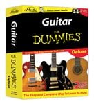 eMedia Guitar For Dummies Deluxe 2 Disc Software
