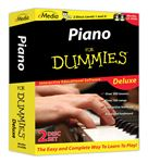 eMedia Piano For Dummies Deluxe 2 Disc Software