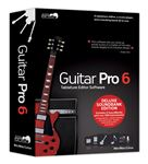 Arobas Music Guitar Pro 6.0 Deluxe Soundbank Edition Tab Editor Mac/PC
