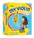 eMedia My Violin Musical Educational Software