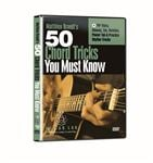 Guitar Lab 50 Chord Tricks You Must Know Guitar DVD