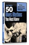 Guitar Lab 50 Blues Rhythms You Must Know Guitar DVD