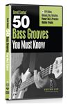 eMedia 50 Bass Grooves You Must Know