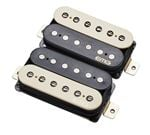 EMG Retro Active Fat 55 Electric Guitar Pickup Set Zebra