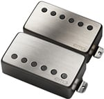 EMG JH James Hetfield Electric Guitar Pickups Brushed Chrome